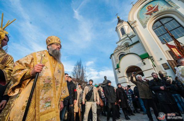 """На священников УПЦ из Запорожья завели уголовное дело за """"избирательный подход"""" в обрядах"""