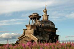 Волонтеры помогут сохранить около 30 деревянных храмов Русского Севера