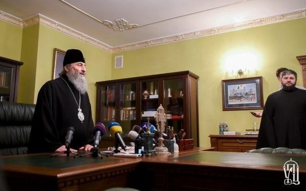 Украинская Церковь подала новые списки на обмен пленными