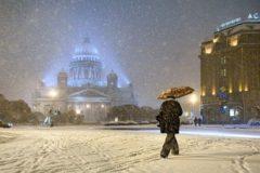 Для петербургских прихожан в Рождественскую ночь откроют пункты обогрева