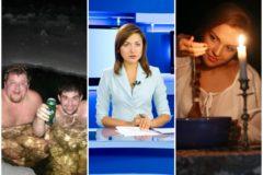 Сморозили – топ нелепых новостей о празднике Крещения