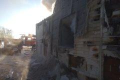 Пятеро приемных детей погибли в Омской области во время пожара