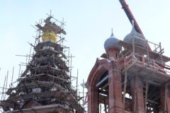 В московских районах реновации построят новые храмы