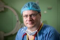 Тимофей Сухинин – врач, пришивший девушке отрубленные руки