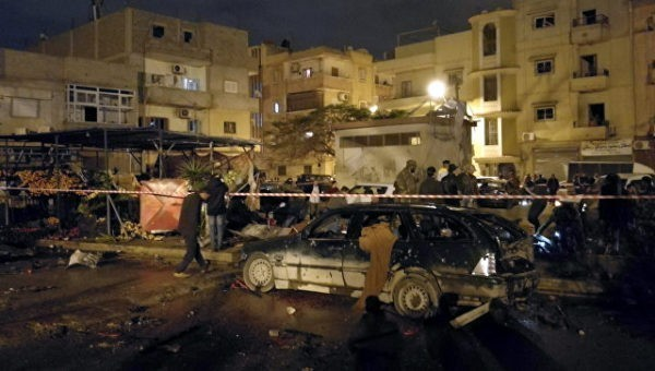 Более 30 человек погибло во время двойного теракта в Ливии