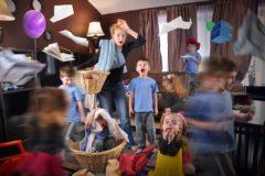Гиперактивные дети. Как не сойти с ума