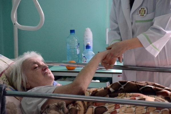В больнице я ощутила, каково это – лежать и ждать смерти