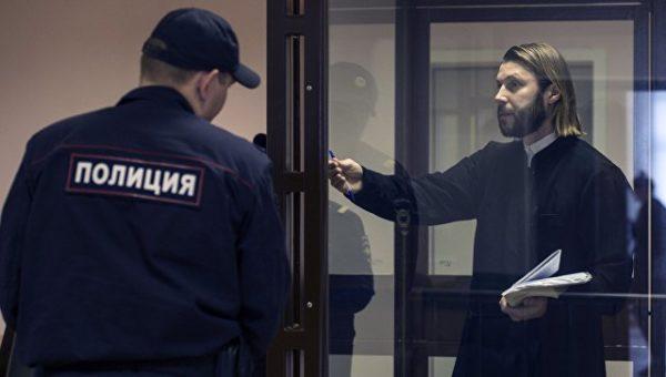 Священника Глеба Грозовского приговорили к 14 годам заключения
