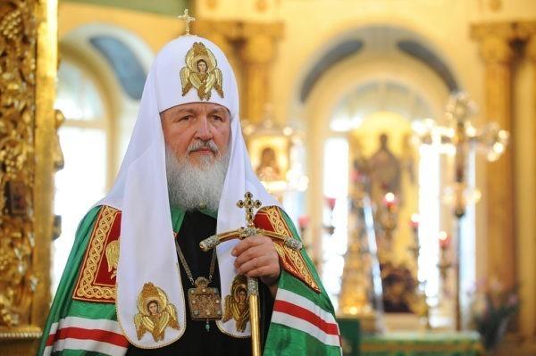 Патриарх Кирилл – матерям: Вы исполняете самое важное служение