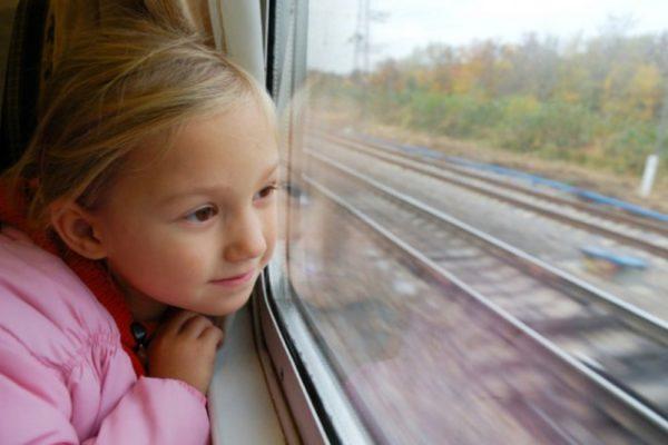 Дети старше 10 лет смогут путешествовать в поездах без родителей