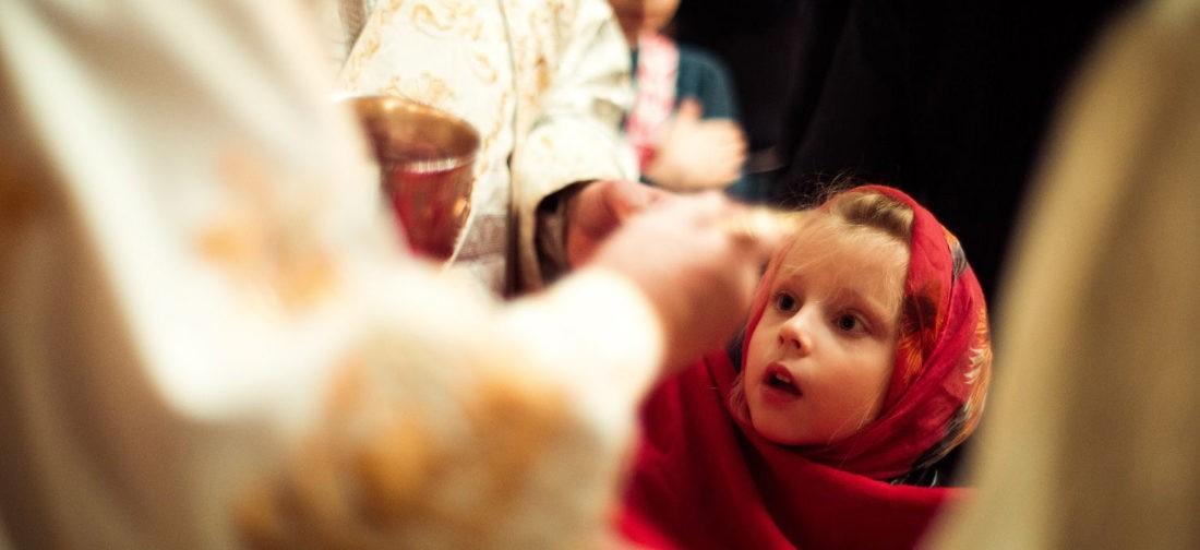 Архимандрит Андрей (Конанос): Причащаясь, мы похожи на играющих с драгоценностями детей