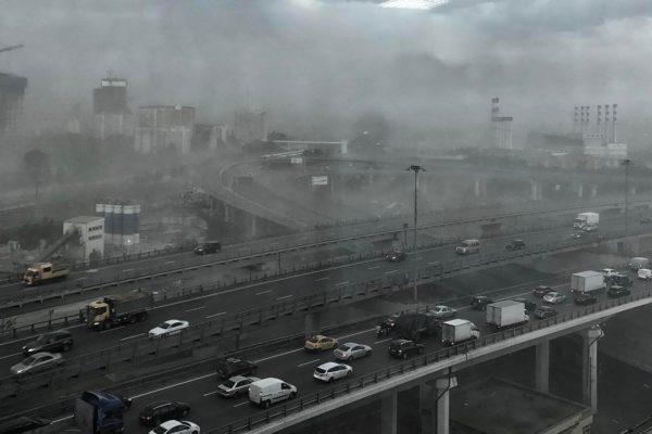 В Москве создадут систему прогноза опасных погодных явлений