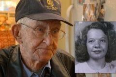 «Она – самая идеальная» – фото жены всегда рядом с 93-летним вдовцом