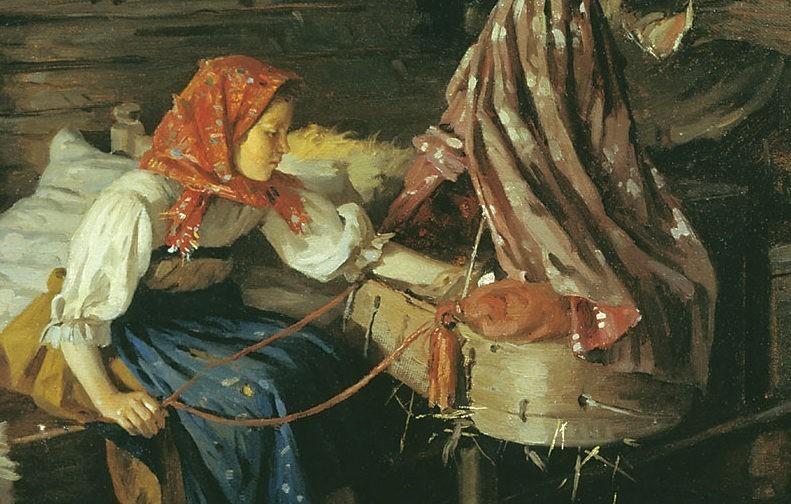 Смертные колыбельные: загадка русской души