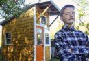 Собственный дом в 13 лет – заработал и построил