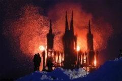 Ожоги от «пламенеющей готики»