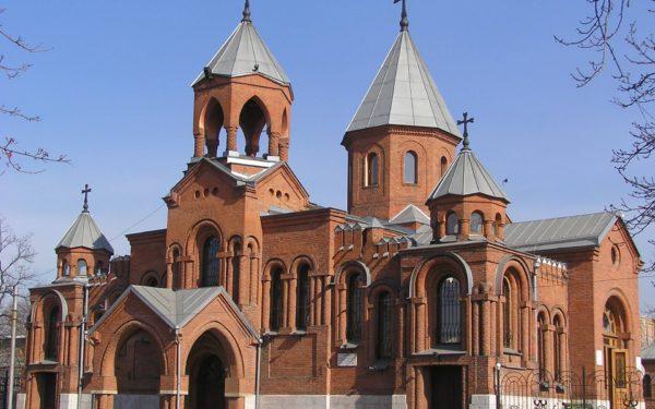 В Армянской Церкви начался Великий Пост
