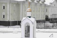 Рок-певица инициировала в Подмосковье строительство часовни в честь Николая II