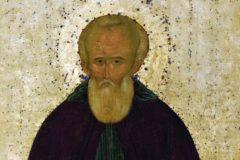 Церковь празднует память преподобного Димитрия Прилуцкого