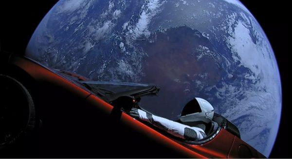 Запуск ракеты Falcon Heavy: как это было (ФОТО, ВИДЕО)