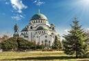 Президент Сербии поблагодарил Россию за помощь в восстановлении храма св. Саввы в Белграде