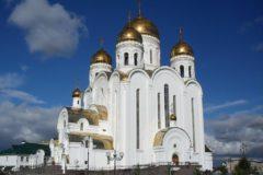 Поджигателю храма в Красноярске дали два года лишения свободы условно