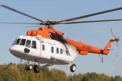 В Томской области вертолет МИ-8 совершил аварийную посадку: погибли два человека, четверо пострадали