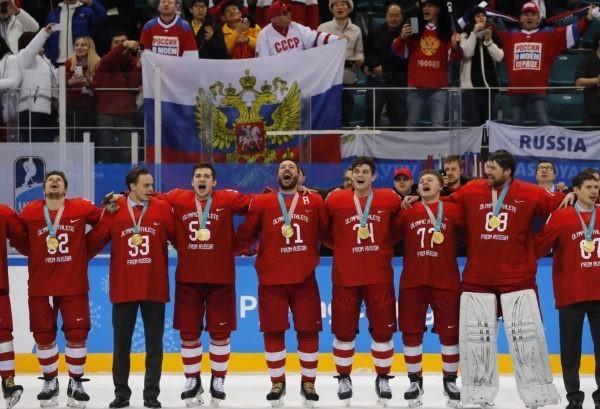 Россияне смогут поздравить олимпийцев виртуальными открытками