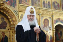 Глава Русской Церкви  совершит благодарственный молебен для олимпийцев