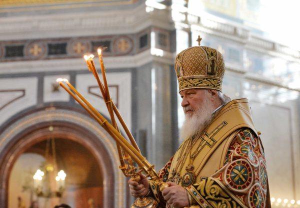 Патриарх Кирилл: Православие является стержнем, сохраняющим национальную идентичность