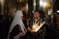 Патриарх Кирилл: Великий пост даем нам удивительную возможность сделать шаг на пути к тому, чтобы стать лучше