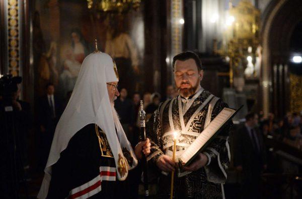 Патриарх Кирилл: Великий пост дает нам удивительную возможность сделать шаг на пути к тому, чтобы стать лучше