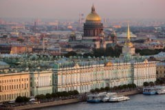 Митрополит Варсонофий заявил о нехватке храмов в спальных районах Петербурга