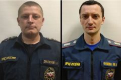 Двое московских пожарных погибли, спасая людей из огня