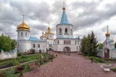 Неизвестные ограбили и осквернили храм Рождества Богородицы в Путивле