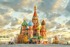 Вход туристов в собор Василия Блаженного могут ограничить