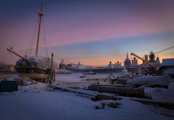 Сохранением и развитием Соловецкого архипелага займется специальный фонд
