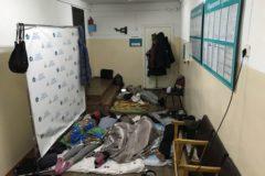 Уставшие ждать от властей свое жилье тувинские сироты устроили «лежачую забастовку»