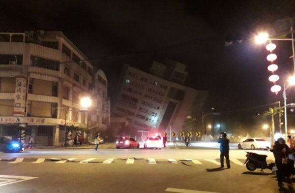 Землетрясение на Тайване: Российских туристов призывают к бдительности