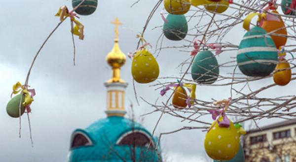 Второй день Пасхи может стать в России выходным
