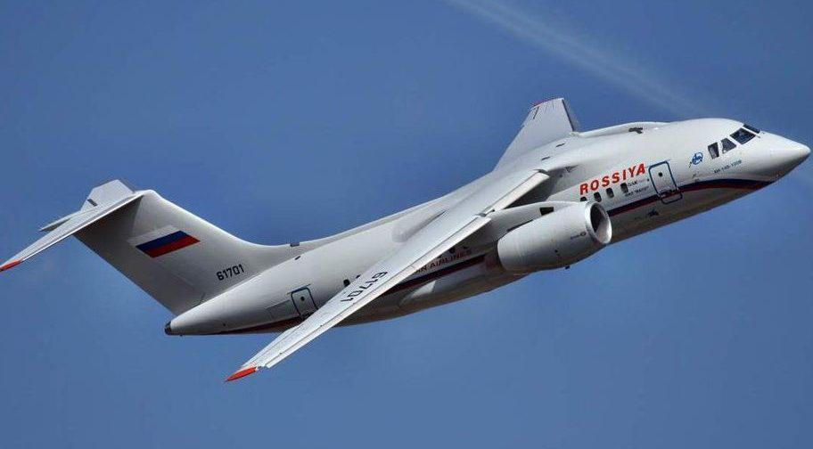 Пассажирский самолет потерпел крушение в Подмосковье (ХРОНИКА)