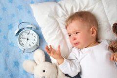 Когда вы слышите «Не хочу спать», не смотрите грозно на часы