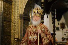Патриарх Кирилл помолился о российских олимпийцах