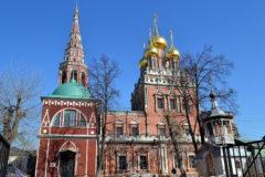 Перед выборами президента России в храме в Кадашах пройдут молебны о власти