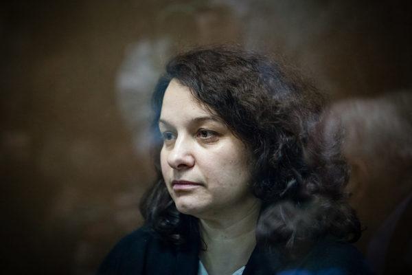 Дело Елены Мисюриной – фоторепортаж из зала суда