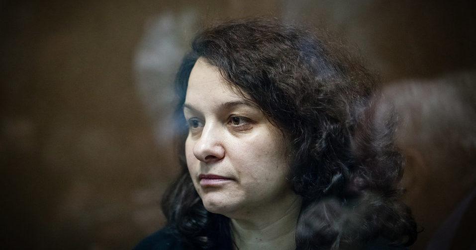 Дело Елены Мисюриной — фоторепортаж из зала суда