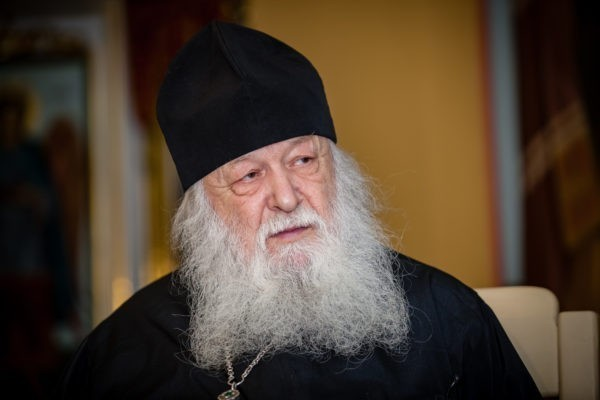Протоиерей Валериан Кречетов: Когда небо молчит, не надо ничего предпринимать