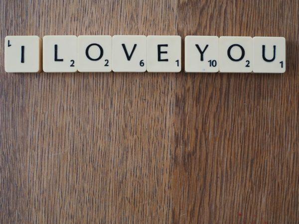 Признание в любви на день всех влюбленных