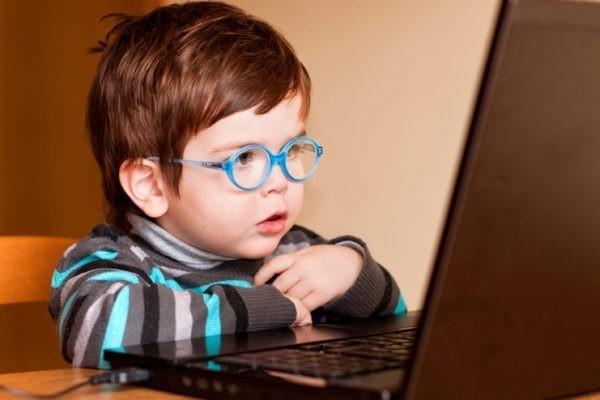 Дошкольники – пользователи сети оказались умнее остальных
