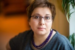 Нюта Федермессер объявила о вступлении в Общероссийский народный фронт